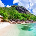 5. La Digue beach