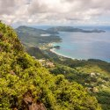 8. View over Mahe