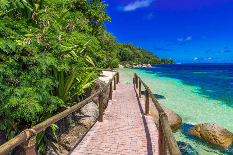 Keeping seychelles tourism alive