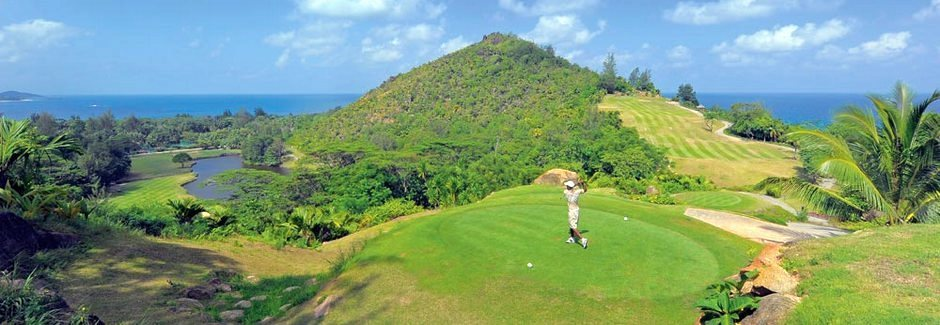 Golf resort constance lemuria