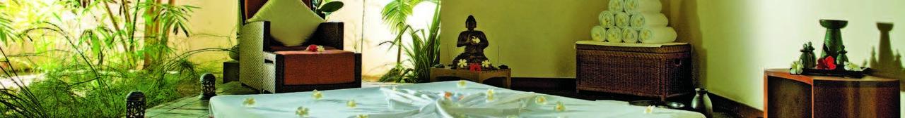 Seychelles massage