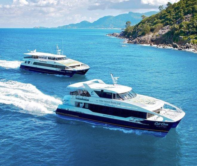 Ferry Seychelles