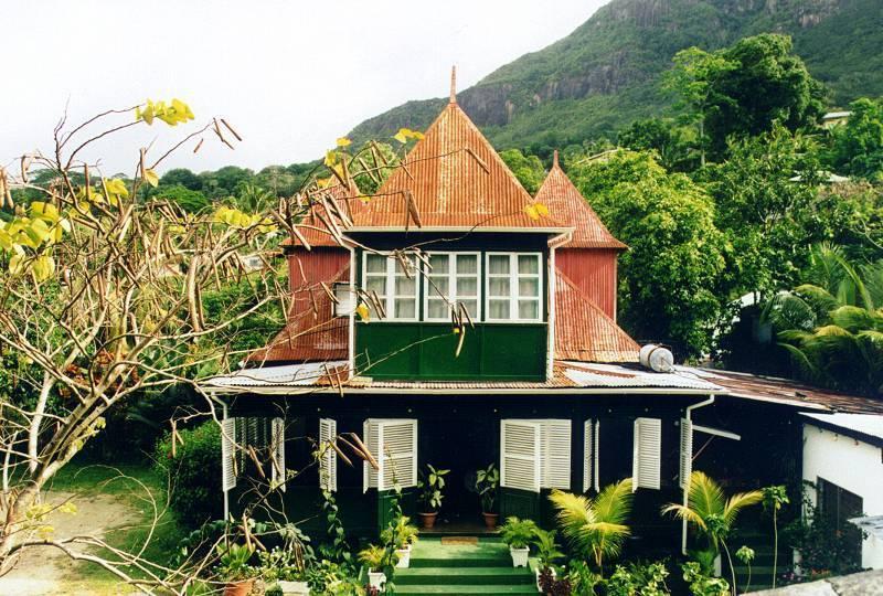 Guest house Seychelles Mahe