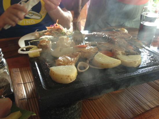 food seychelles
