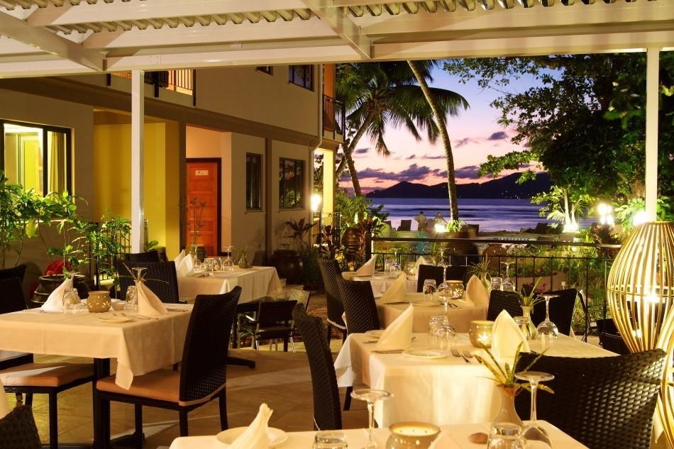 Best Dinner On Mahe Island